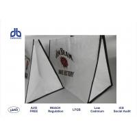 Wholesale JIM BEAM Polypropylene Shopping Bags Durable / Recyclable With Double Handle from china suppliers
