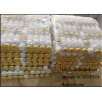Wholesale Delay Aging Steroids White Powder PAL - Ghk 147732-56-7 Palmitoyl Oligopeptide 2mg / Vial Body Care from china suppliers