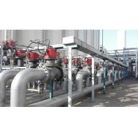 Buy cheap Catalyst Programmable Gas Valve For Gas Processing Pneumatic Control Butterfly from wholesalers