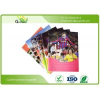 Quality Flexographic Printing Lined Exercise Books with JPG PDF EPS GIF Design Format for sale
