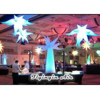 Wholesale White Special Inflatable Led Light with Blower for Wedding and Trade Show from china suppliers