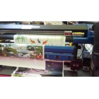 Quality Roll To Roll Led UV Inkjet Printer 3.2m Printer UV Ink CMYK Color to Print Any Material for sale