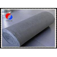 Quality Soft Carbon Fiber Felt High Carbon Content Rayon Based 6MM Easy Cut / Install for sale