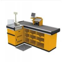 Wholesale Metal Countertops Supermarket  Checkout Counter Corrosion Protection from china suppliers
