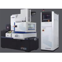 China Blue CNC Wire Cut EDM Machine 200mm2/Min Max Machining Speed High Efficiency on sale