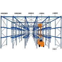 Wholesale High Grade Q235B Steel Selective Drive-in Pallet Racking, Powder Coating Finishing from china suppliers