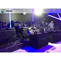 Wholesale 24 People Seat 5D Motion Cinema 5d Driving Simulator With Movement / Vibration Effect from china suppliers