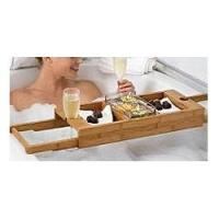 Wholesale Bamboo Bathtub Caddy from china suppliers