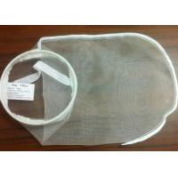 "Wholesale PE / PA / Nylon Filter Mesh Industrial Filter Bag Woven / Nonwoven Fabric 7"" * 18"" from china suppliers"