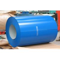 Wholesale Buildings Roofing Systems Prepainted Galvalume Steel Coil Blue For Steel Tiles from china suppliers
