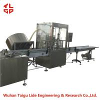 Wholesale Aerosol Automatic Filling Line for Toilet Spray / Glass Spray / Sanitizer Spray from china suppliers