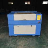 China 6090 600x900mm CO2 craft engraving laser cutting machine for sale on sale
