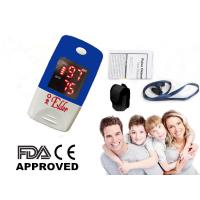 Wholesale Clearance sales CMS50L Color OLED Display Black Fingertip Pulse Oximeter SPO2 Pulse Rate Blood Oxygen Monitor from china suppliers