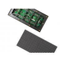 Buy cheap Energy Saving Led Outdoor Display / Large Led Boards For Advertising 8mm Pixel Pitch from wholesalers