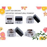 Wholesale Microblading Eyebrow Tattoo Pigment / Colors Cream Permanent Makeup Inks from china suppliers