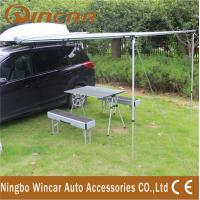 Wholesale Car Rain Tent and Awning 280G Canvas 2 x 2.5m Instant Setup Wing Side from china suppliers