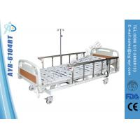 Wholesale Multi-function Full Electric Hospital Bed With Aluminum Side Rails from china suppliers