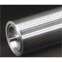 Wholesale PVC , PE , PP,  ABS Embossing Roller With High Performance , Leather Embossing Roll from china suppliers
