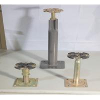 Wholesale Network service room Raised Floor Pedestal Round head / raised floor support pedestal from china suppliers