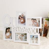 Wholesale Wholesale Only you Plastic photo frame collage Wholesale cheap plastic photo frame from china suppliers
