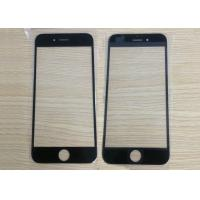 Wholesale Grade AAA Touch Screen Outer Front  Screen Glass Lens Replacement For Iphone 6 Black White from china suppliers