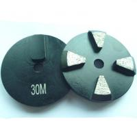 Wholesale 4 Seg Diamond Floor Grinding Disc For Terrco from china suppliers