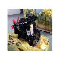 Quality 4 Cylinder 4BTA3.9-C125 Turbocharged Diesel Engine Cummins for Construction And Engineering Machinery for sale