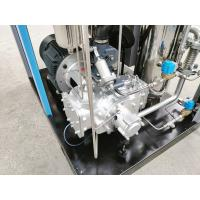 China Food industry use 30hp Oil Free screw air compressor for sale