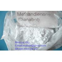 Wholesale CAS 72-63-9 Dianabol Weight Loss Cutting Cycle Steroids Powder Metandienone / D-bol from china suppliers