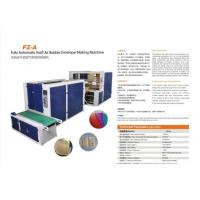 Wholesale A model FULLY AUTOMATIC KRAFT AIR BUBBLE ENVELOPE MAKING MACHINE from china suppliers