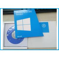 Wholesale Professional Windows Server 2012 Retail Box R2 standard DVD OEM PACK 5 CALS from china suppliers