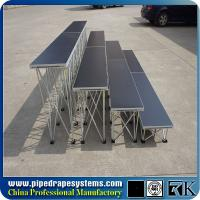 Quality Aluminum portable concert smart stage supplier in China for sale