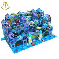 Wholesale Hansel factory price toys for kids playground indoor plastic playground for sale from china suppliers