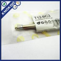 Wholesale Hakko T12-BC3 soldering iron tips for Hakko FX950/951/952 soldering station, FM2027/2028/FX-9501 soldering iron from china suppliers