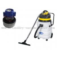 Wholesale Commercial Wet And Dry Vacuum Cleaner Plastic Tank 90L 220V from china suppliers