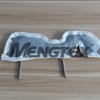Wholesale Gray Glass Fiber Turbo Blanket For Hyundai Genesis from china suppliers