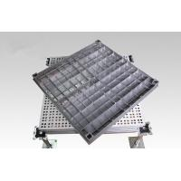 Wholesale Grid Anti - age Raised Floor Panels Air Flow Indoor Strong Loading Capacity from china suppliers