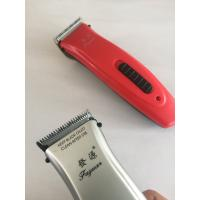 Wholesale Cordless Rechargeable Hair Cutter Hair Trimmer Virtually Indestructible Barbershop from china suppliers