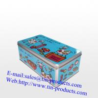 Wholesale Gift Tin Box for Different Promotion from Golden Tin Box Manufacotry from china suppliers