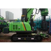 Wholesale 7 - 40 rpm Borehole Drilling Machine 30 m / min Main winch line speed KR50A Rotary Piling Rig from china suppliers