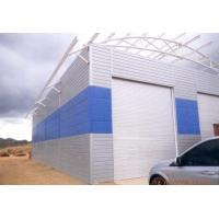 Wholesale Modular Steel Frame, Curve Roof Prefab Warehouse Buildings for Storage from china suppliers