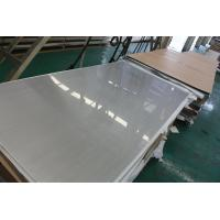 Quality ASTM A653M 304 2B Colored Stainless Steel Sheets , 3/16 Steel Plate for sale