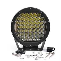Wholesale 10 Inch Round 225W Intensity Led Spot Light For offroad 4x4 JEEP FORD TOYOTA Pickup Light Bar Driving Headlight Green from china suppliers