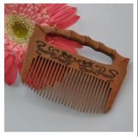 Buy cheap Bamboo Combs from wholesalers