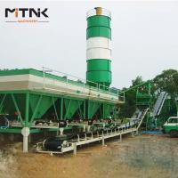 Wholesale WCB 300 Stationary Stabilized Soil Mixing Plant from china suppliers