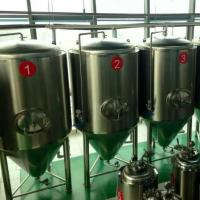 Wholesale CG-500L mini beer making equipment for beer brewery from china suppliers