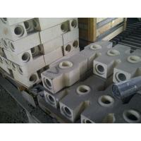 Wholesale Fire Resistant Bottom Pouring Shapes refractory fire bricks for Cast Steel from china suppliers