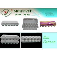 Wholesale Disposable Paper Molded Egg Carton / Egg Box / Egg Tray with 10 Cavities from china suppliers