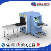 Wholesale Middle Size X-ray Baggage Inspection System Tunnel size 600mm×400mm from china suppliers