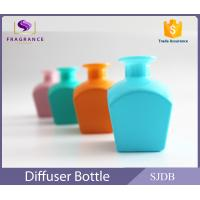 Wholesale 100ml Clear Square Glass Diffuser Bottle Reed with Screw Cap from china suppliers